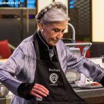 Celebrity Masterchef 2018, la prima puntata: Barbara Alberti conquista tutti ma viene eliminata