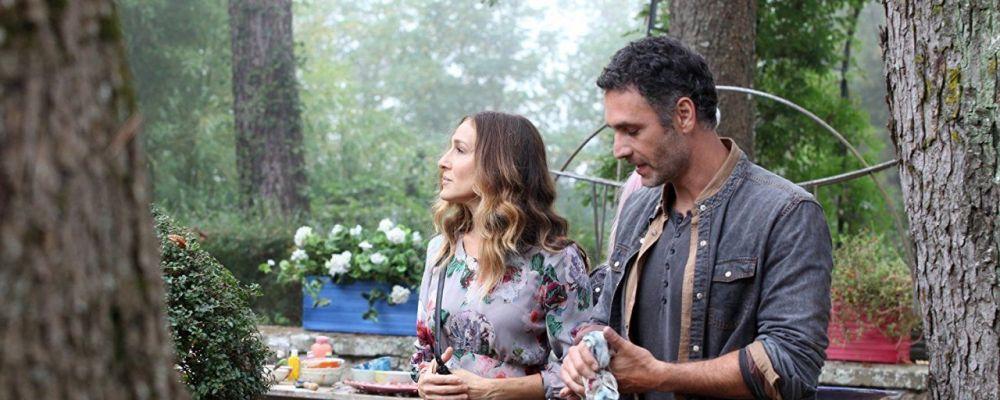Tutte le strade portano a Roma: cast, trama e curiosità del film con Sarah Jessica Parker e Raoul Bova