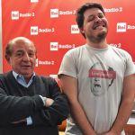 Giancarlo Magalli ospite fisso di 'Me anziano Youtubers'