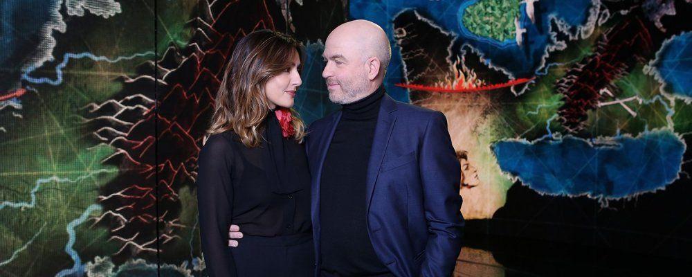Cyrano l'amore fa miracoli con Ambra Angiolini e Massimo Gramellini