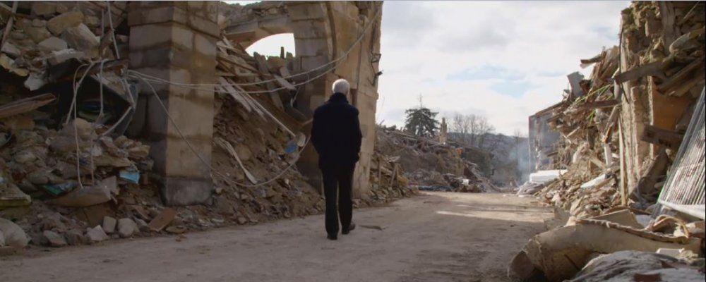 Boss in incognito, ultima puntata nel salumificio di Accumoli danneggiato dal terremoto