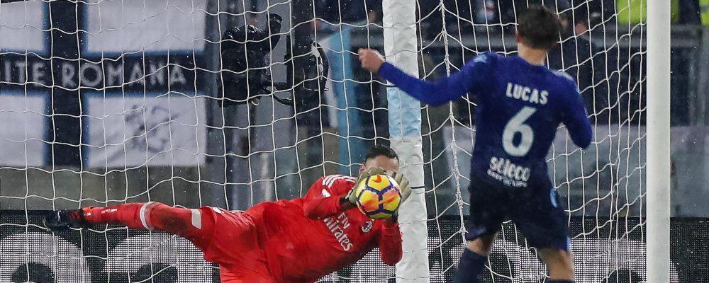 Ascolti tv, per Lazio - Milan di Coppa Italia 6,3 milioni di telespettatori