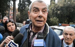 Fabrizio Frizzi, l'omaggio della gente e dei vip alla camera ardente