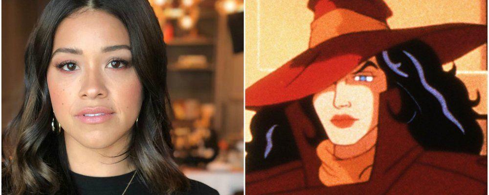 Netflix, sarà Gina Rodriguez a interpretare Carmen Sandiego nel film
