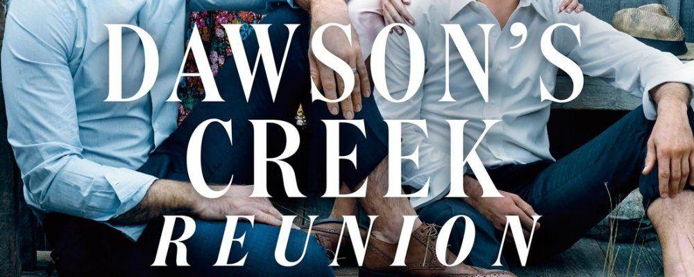 Dawson's Creek, la reunion del cast originale al completo per i vent'anni della serie