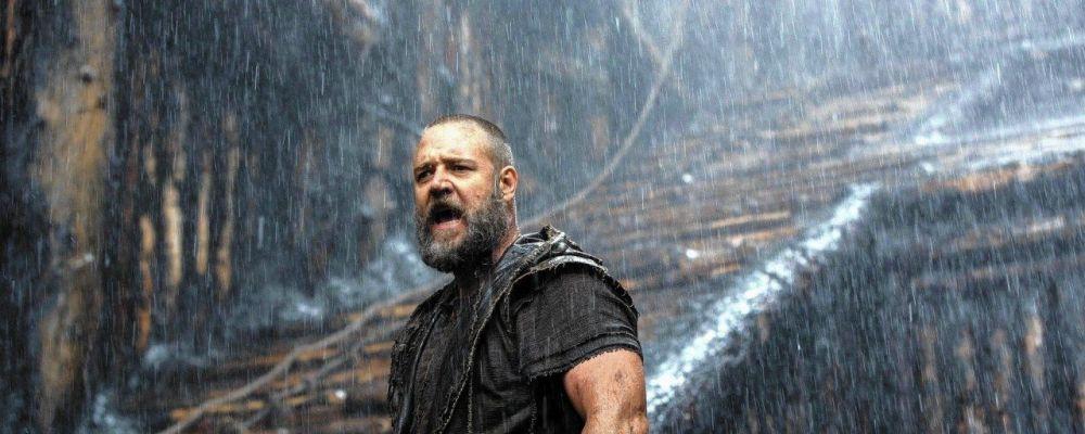Noah: cast, trama e curiosità del kolossal con Russell Crowe