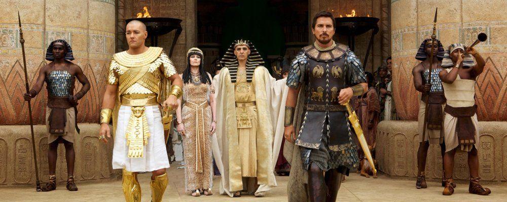 Exodus – Dei e re: trama, cast e curiosità del film biblico di Ridley Scott