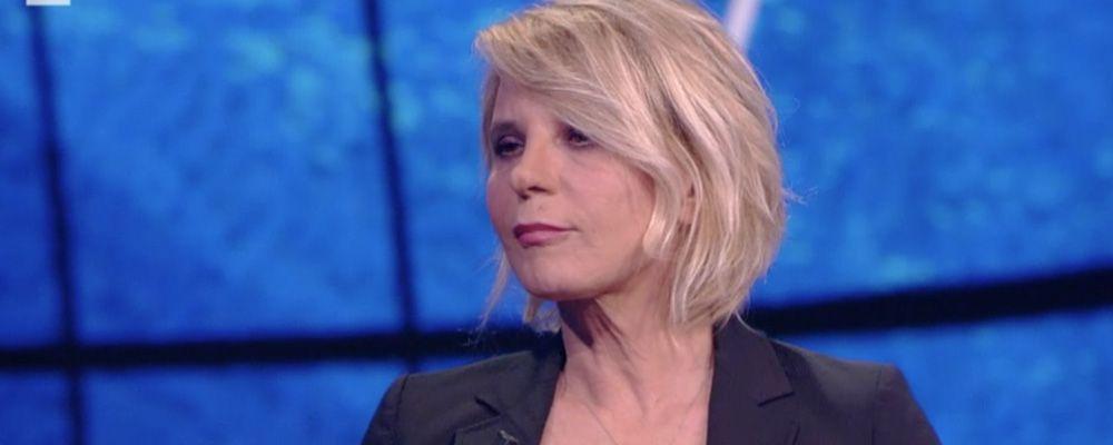Che Tempo Che Fa, Maria De Filippi: 'Le bugie di Maurizio e quella promessa a mio padre'
