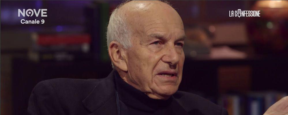 La confessione, Fausto Bertinotti: 'Il golfino in cachemire? L'acrilico è orribile'