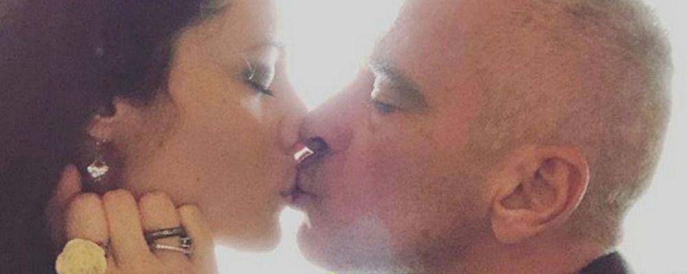 Eros Ramazzotti, dedica social per i nove anni d'amore con Marica Pellegrinelli