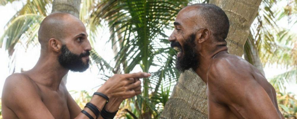 Isola 2018, Jonathan accusa Amaurys di omofobia: 'Fiero di essere effeminato'