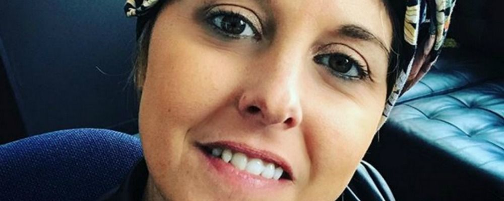 Nadia Toffa a passeggio per Milano: 'Farsi carini per sentirsi meglio'