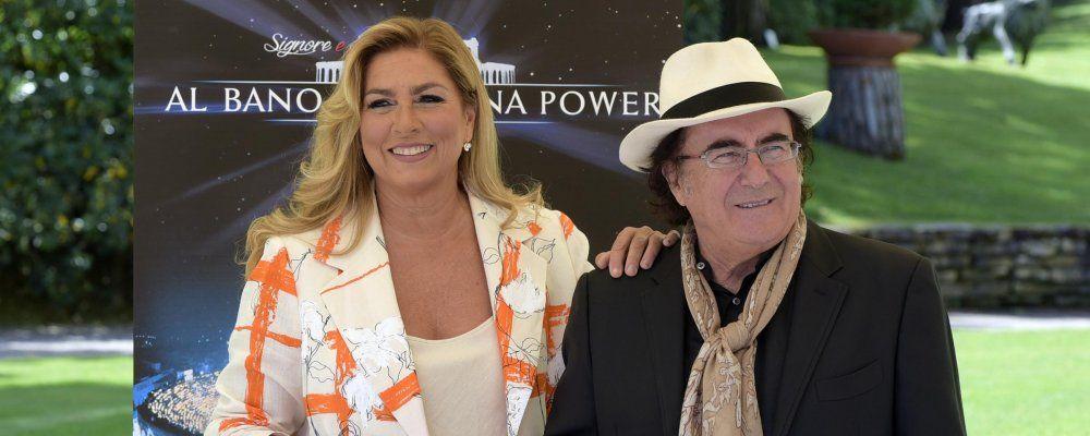Ballando 2018, Milly Carlucci contro Amici sfodera Al Bano e Romina Power