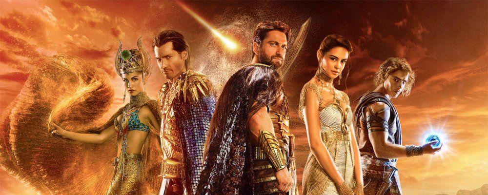 Gods of Egypt: cast, trama e curiosità del film con Gerard Butler