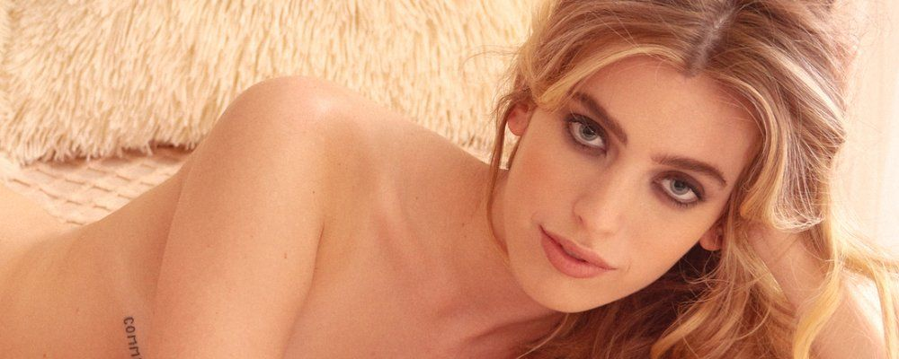 Clara, figlia di Ewan McGregor ed Eva Mavrakis, posa nuda su Playboy