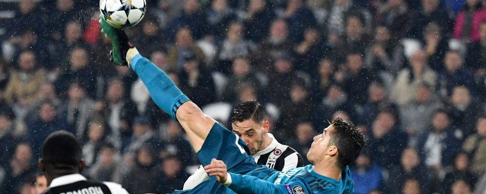Ascolti tv, Juventus - Real Madrid sul canale 20 di Mediaset vince la serata