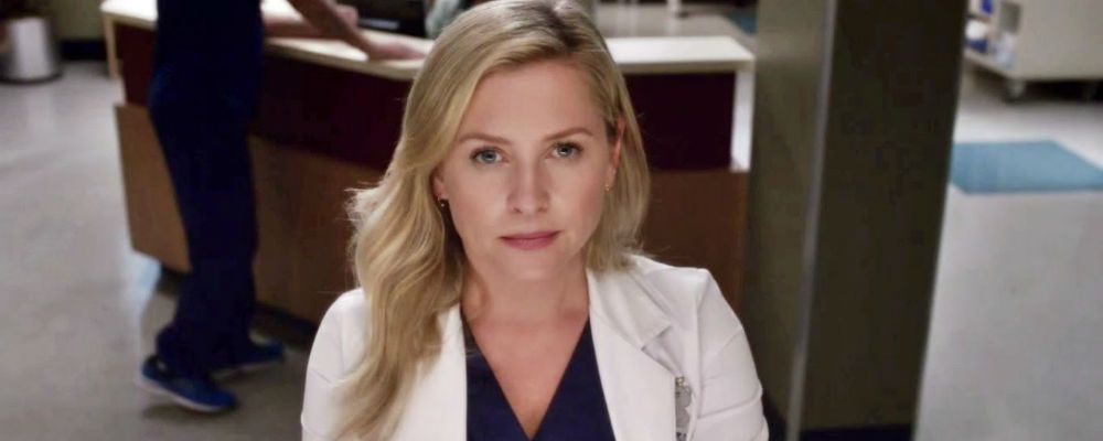 Grey's Anatomy 14, addio alla pediatra Arizona Robbins e il futuro di Jessica Capshaw