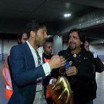 Tapiro d'Oro per Gigi Buffon: 'E' il momento giusto per andare via'