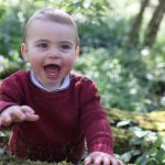 Principe Louis, le foto del terzo royal baby dopo George e Charlotte