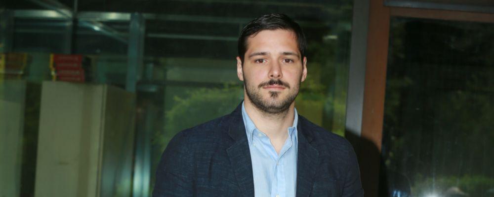 Chi è Filippo Scicchitano, l'attore protagonista de Il confine