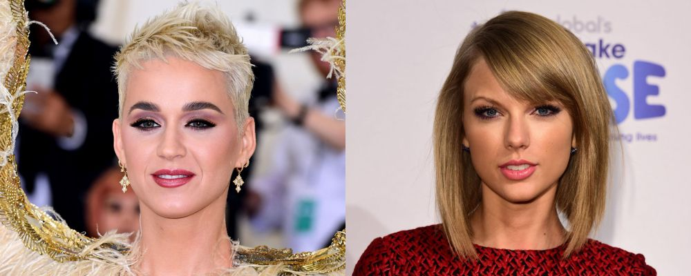 Scoppia la pace tra Taylor Swift e Katy Perry