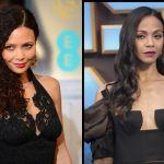 Victoria Beckham confonde Zoe Saldana e Thandie Newton: figuraccia per la ex Spice