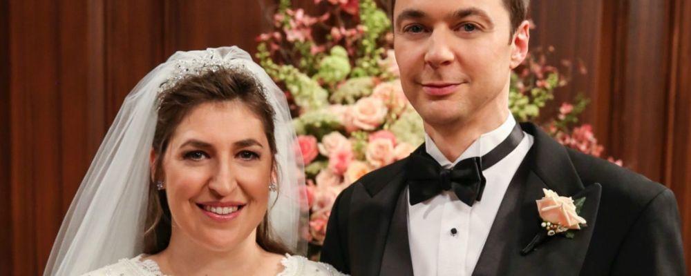 The Big Bang Theory, il matrimonio di Amy e Sheldon: il celebrante è stellare