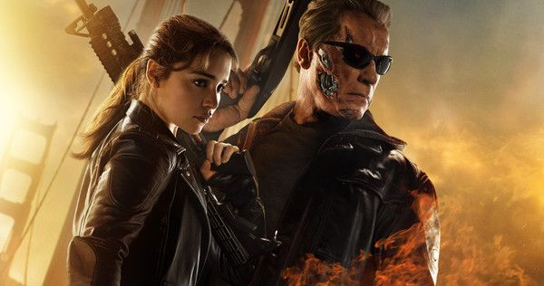 huge discount f0da6 5b368 Terminator Genisys, Arnold Schwarzenegger e la Regina dei Draghi insieme  per salvare l umanità