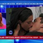 Grande Fratello 2018, scatta il bacio tra Alessia Prete e Matteo Gentili