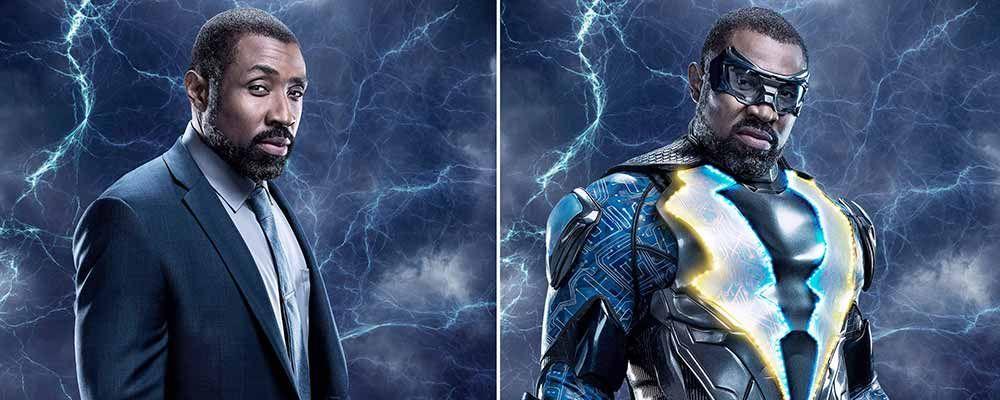 Black lightning, il supereroe fessacchiotto