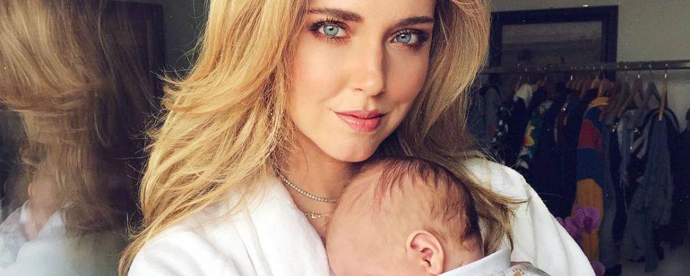 Chiara Ferragni e le foto del figlio sui social: 'ecco perché condivido anche Leone'