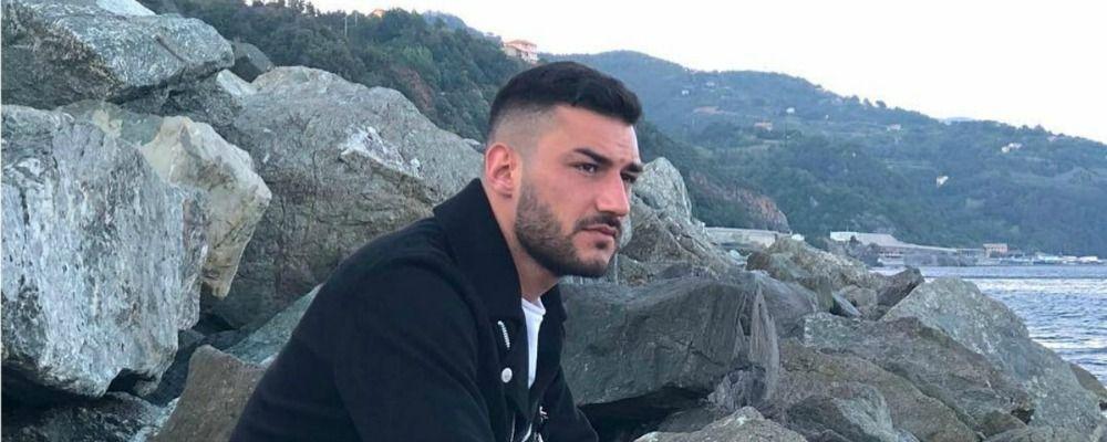Uomini e donne, incidente stradale per Lorenzo Riccardi