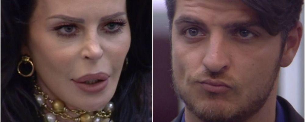 Luigi Favoloso: 'Io e Nina Moric? Lasciati per i ricatti di Corona'. Lei ribatte: 'Tutto inventato'