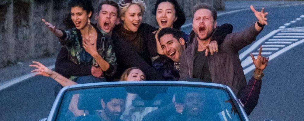 Ryan Murphy farà una serie sul #MeToo, le foto del finale di Sense8