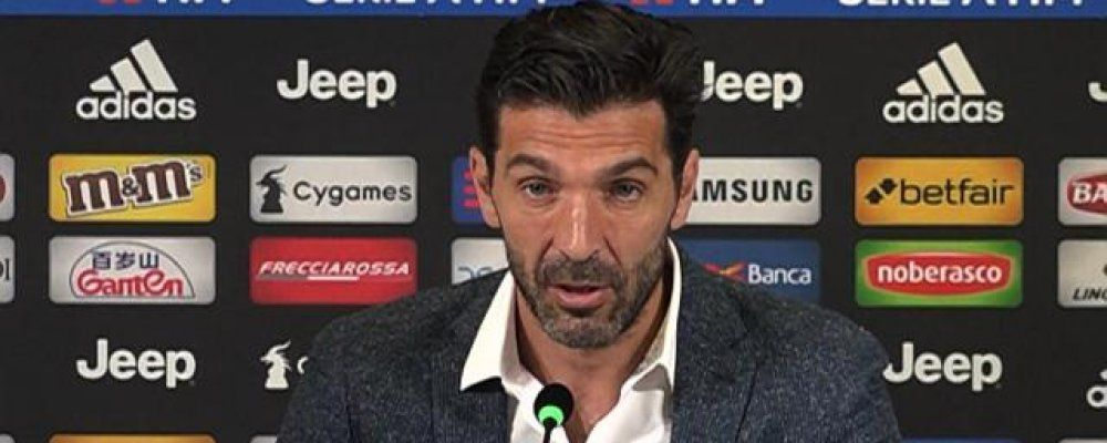 Gigi Buffon annuncia l'addio: 'Sabato 18 maggio la mia ultima partita'