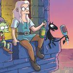 Disenchantment, il trailer della nuova serie del papà dei Simpson: su Netflix