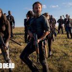 The Walking Dead, Andrew Lincoln lascia: addio a Rick Grimes