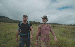 Raz and The Tribe, Luca Argentero con Raz Degan nella tribù dei Dani, in Papua Occidentale
