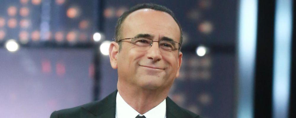 Carlo Conti: 'Papa Francesco? L'ho incontrato una volta. E mi ha fregato'