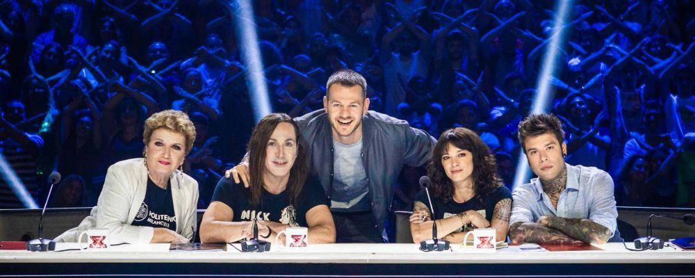Asia Argento via da X Factor 2018, ma solo nei live