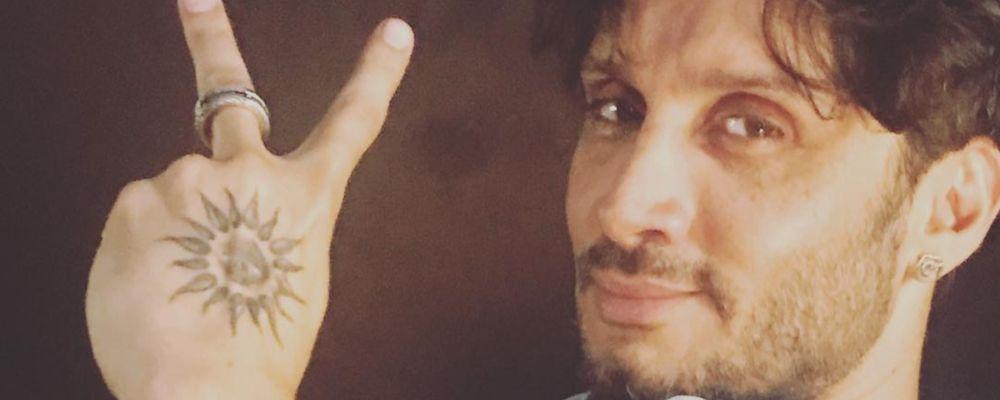 Fabrizio Moro racconta la sua rabbia: 'Nessuno mi dava retta, io come Rocky'