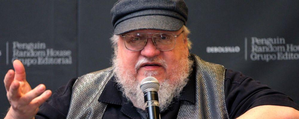 Prequel di Game of Thrones, George R. R. Martin conferma l'episodio pilota