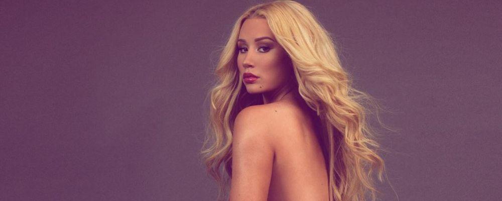 Iggy Azalea nuda su Instagram, lo scatto diventa virale
