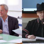 Il supplente, puntata 20 giugno: dietro la cattedra ci sono J-Ax ed Enrico Mentana