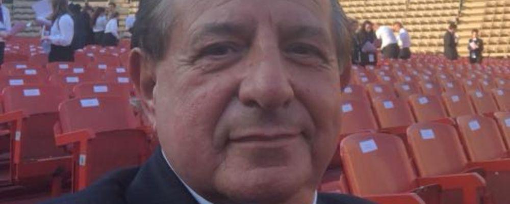 Giancarlo Magalli e la valletta raccomandata: 'La impiegai per quello che sapeva fare: niente'