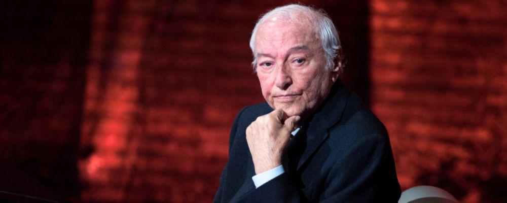 Piero Angela torna con Superquark a 90 anni: 'Regalo che vorrei? Un disegno dei miei nipoti'