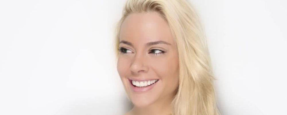 Chi è Ria Antoniou, la bellissima modella greca di Tiki Taka Russia
