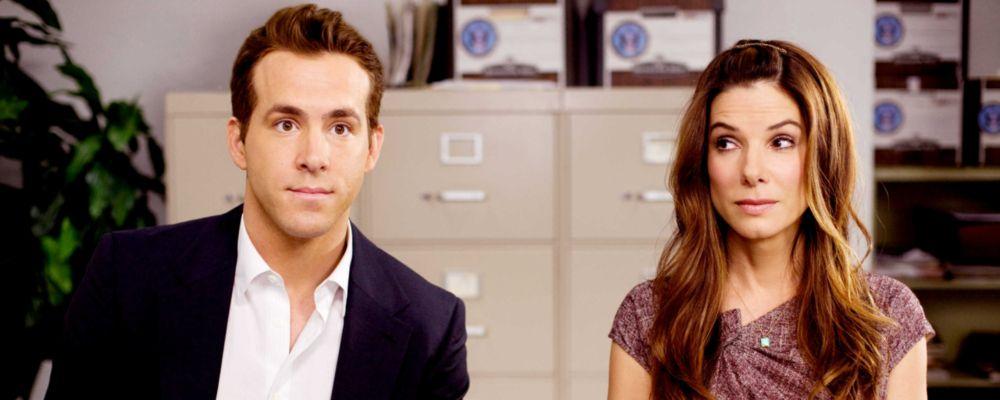 Ricatto d'amore: trailer, trama e cast del film con Sandra Bullock e Ryan Reynolds