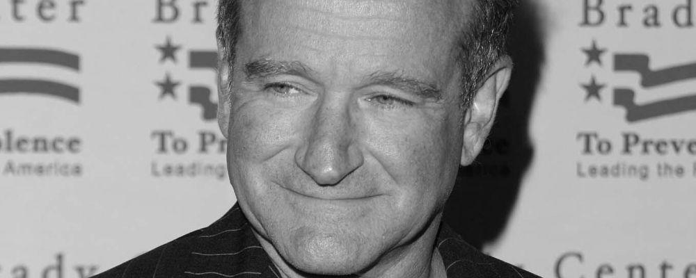 """Robin Williams, il trailer del film e il messaggio vocale: """"Qui Robin. Ti mando amore. Ciao!"""""""