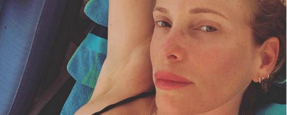 Alessia Marcuzzi: 'Ho rinunciato ai Mondiali per i figli'